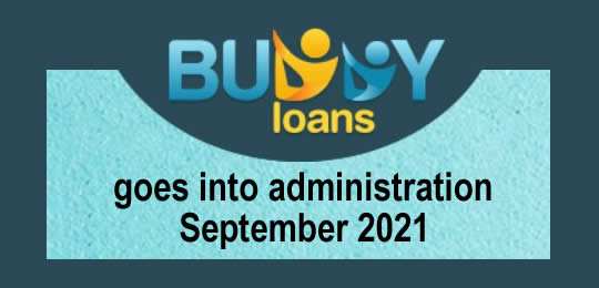 Advancis Ltd, a guarantor lender using the brand name Buddy Loans, goes into administration in September 2021